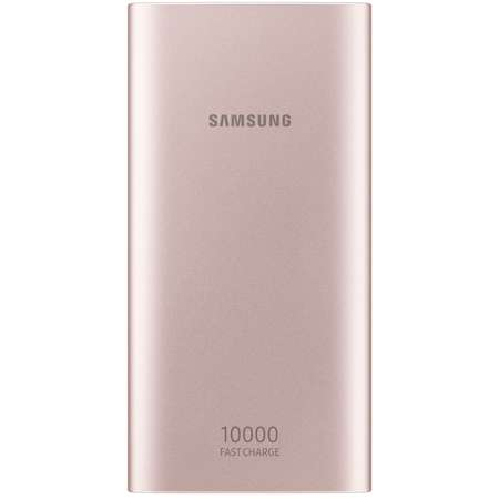 Acumulator extern Samsung EB-P1100C Fast Charge 10000mAh Pink