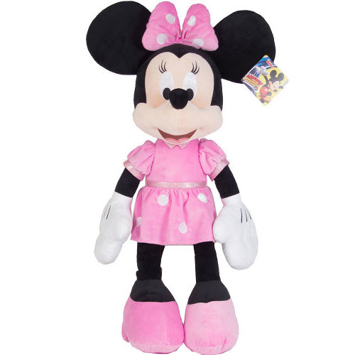 Jucarie De Plus Minnie Mouse 76 Cm