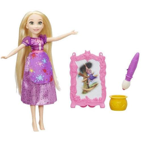 Jucarie Disney Princess Rapunzel Papusa Artista