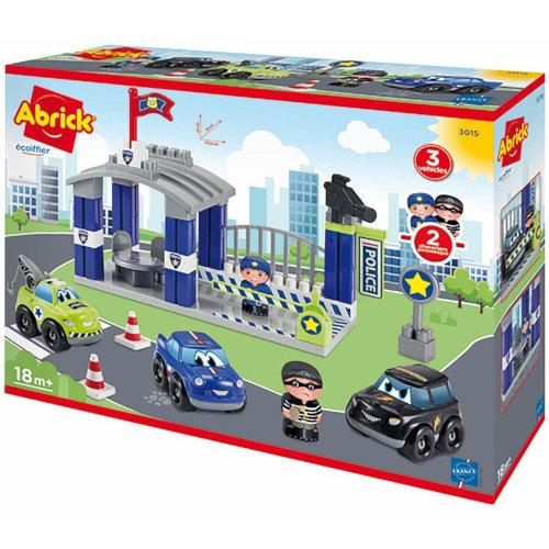 Set de constructie Abrick Statia de Politie thumbnail