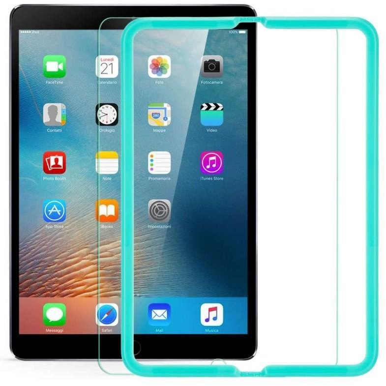 Folie protectie transparenta Case Friendly Tempered Glass iPad 10.2 inch (2019) / iPad Air 3 (2019) thumbnail