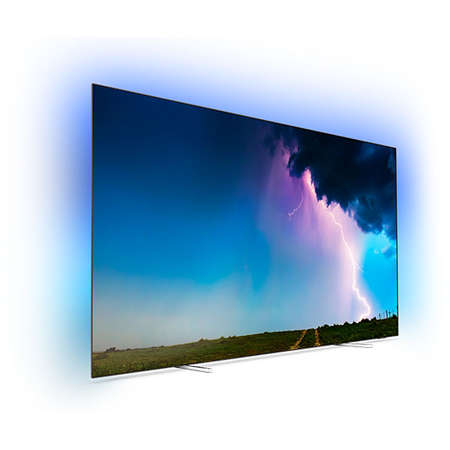 Televizor Philips OLED Smart TV 65OLED754/12 165cm Ultra HD 4K Black