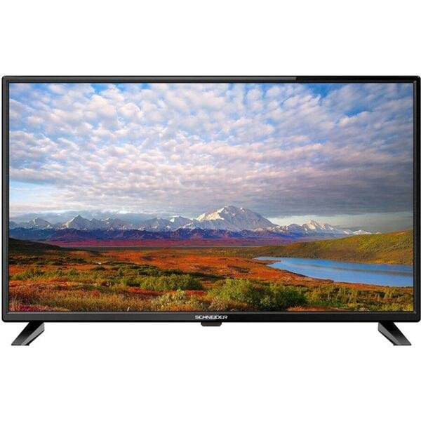 Televizor Smart Led 40sc550k 101cm Full Hd Negru