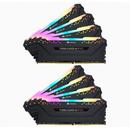 Vengeance RGB PRO 64GB (8x8GB) DDR4 3600MHz CL16 Black Octa Channel Kit