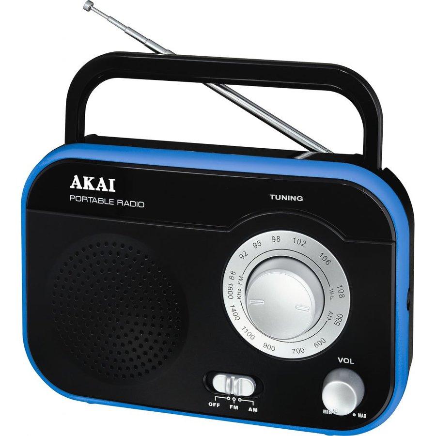 Radio portabil PR003A-410 Jack 3.5 Negru