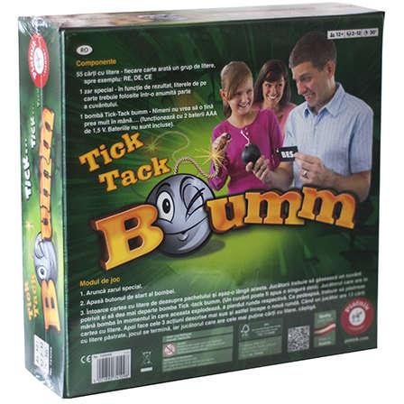 Joc de Familie Piatnik Tick Tack Bumm