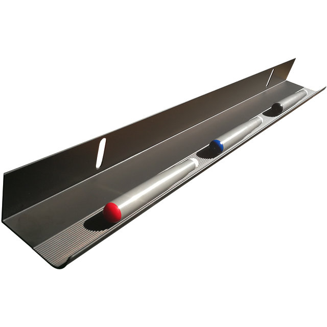 Pentray pentru table interactive, Evoboard Opentray, Aluminiu
