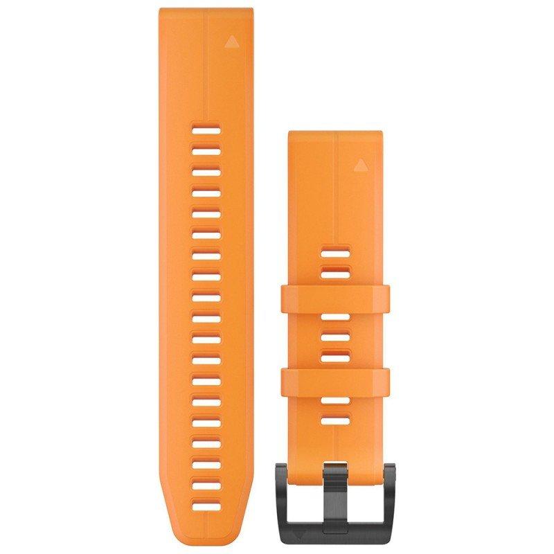 Curea smartwatch QuickFit 22mm Silicon Orange thumbnail