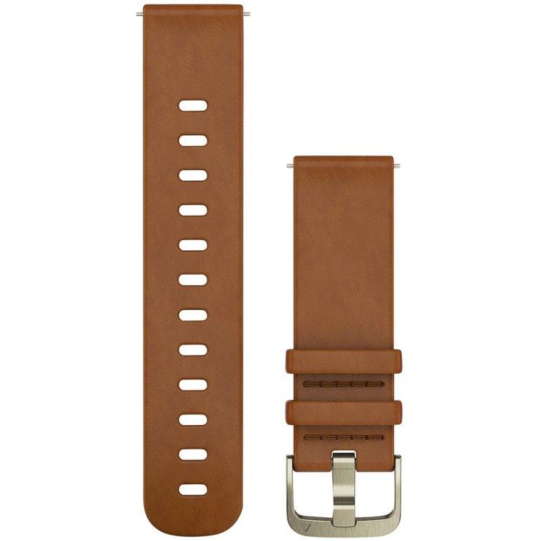 Curea smartwatch Vivomove 3 din Piele 20mm Brown thumbnail
