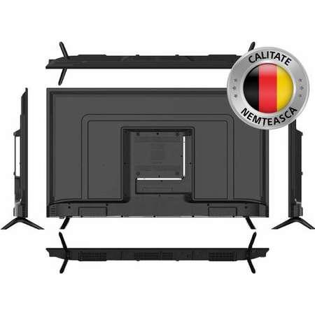 Televizor LED Schneider 50sc650k 127cm Ultra HD 4K Smart TV WiFi Ci+ Negru
