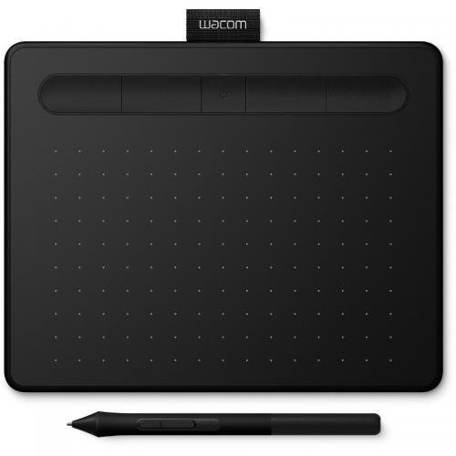 Tableta grafica Intuos S Bluetooth Black thumbnail