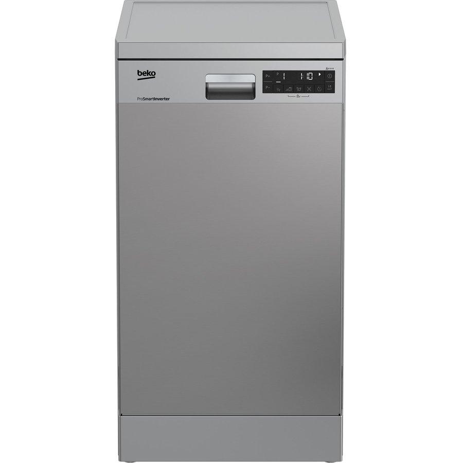 Masina de spalat vase DFS28131X 11 seturi 8 programe Clasa A+++ Argintiu thumbnail