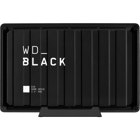 Hard Disk Extern D10 Game Drive 8tb Usb 3.1 5.5 Inch Black