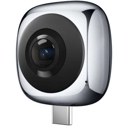 Camera foto video Huawei 360 Panoramic VR Camera CV60 Dual 13 MP Gri