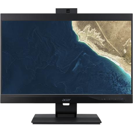 Sistem All in One Veriton VZ4860G AIO 23.8 inch FHD Intel Core i5-9400 8GB DDR4 256GB SSD Intel UHD Graphics 630 Windows 10 Pro Black thumbnail