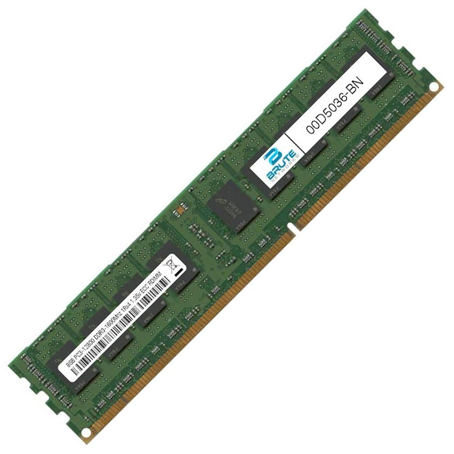 Memorie server 8GB (1x8GB) DDR3L 1600MHz thumbnail