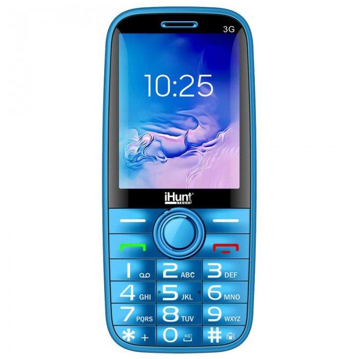 Telefon mobil i5 3G Dual SIM Blue