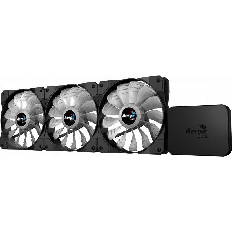 Ventilator Pentru Carcasa P7-f12 Pro 120mm three Fan Pack
