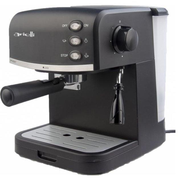 Espressor cafea KM-469 BS 15 bar 1.25 Litri 850W Negru thumbnail