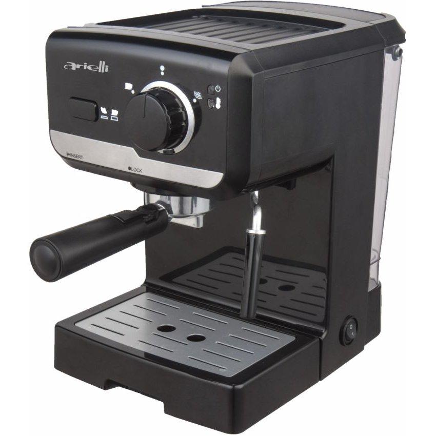 Espressor cafea KM-500 BS 15 bar 1.25 Litri 1050W Negru thumbnail
