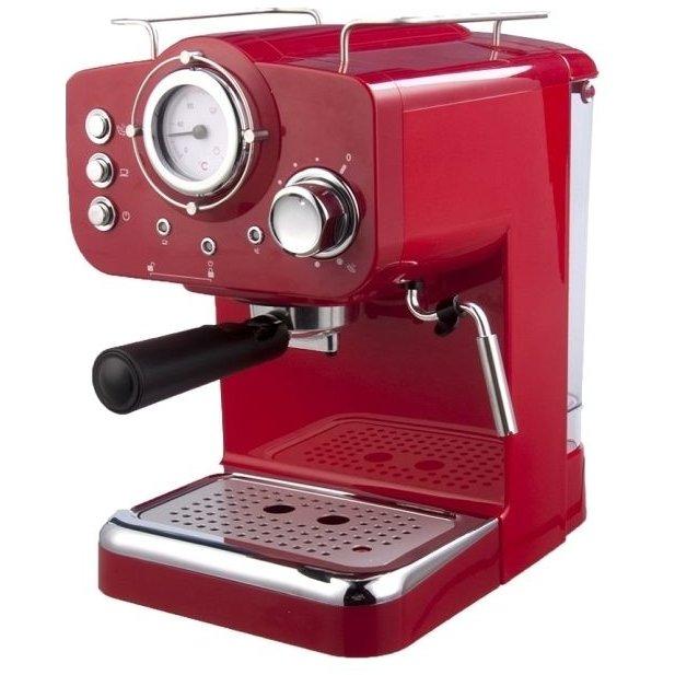 Espressor cafea KM-501 R 15 bar 1.25 Litri 1100W Rosu thumbnail