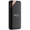 Compact 20000mAh 2x USB Black