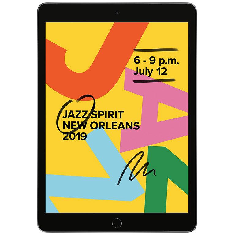 Tableta iPad 7 2019 10.2 inch 32GB WiFi Space Grey thumbnail