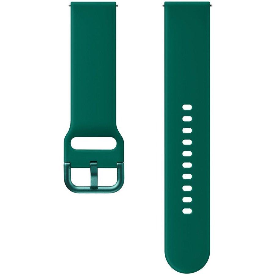 Curea Smartwatch Galaxy Watch Active 2 Sport Green thumbnail