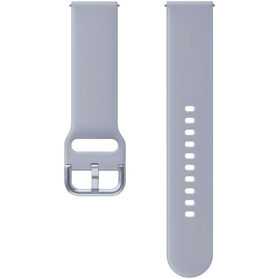 Curea Smartwatch Galaxy Watch Active 2 Sport Silver thumbnail