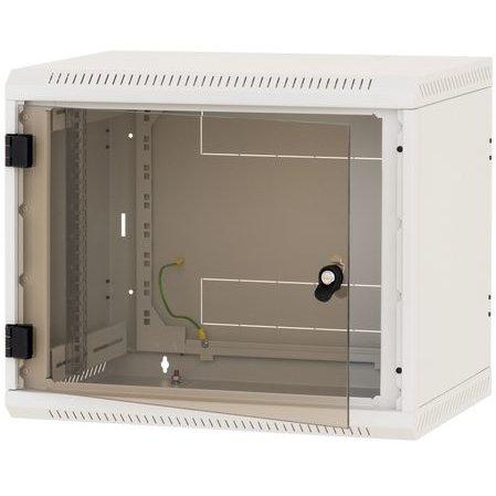 Rack de perete sectiune simpla 6U 600mm IP30 Gri thumbnail