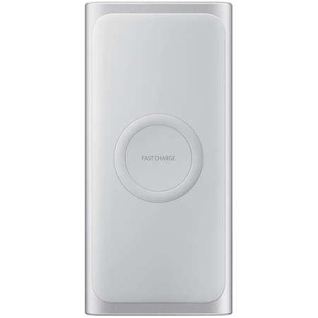 Baterie externa Samsung EB-U1200CS Wireless Type C 10000 mAh Silver