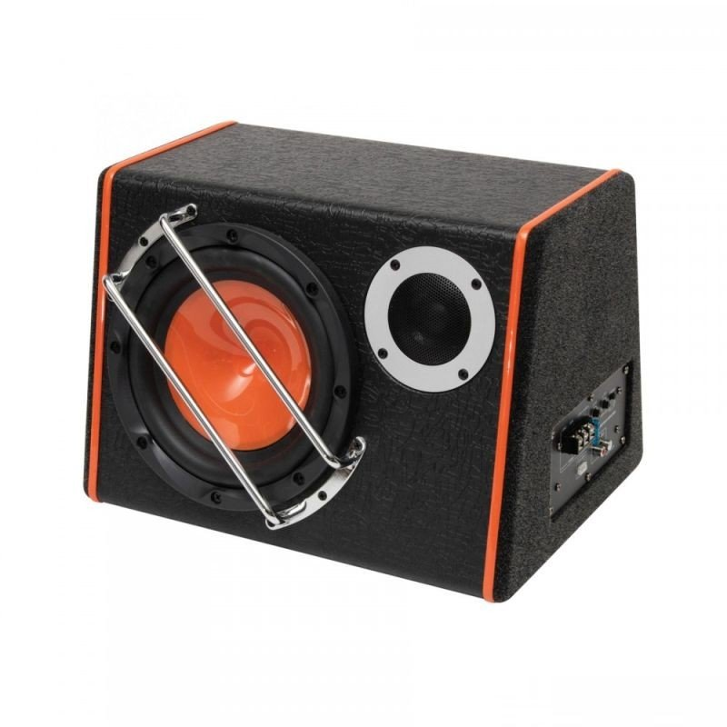 Subwoofer auto activ 2 in1 80w 200 mm 4 ohmi bass-reflex thumbnail