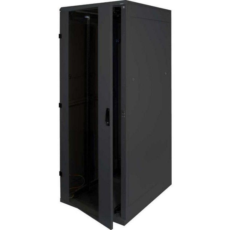Rack de podea 19 42U 800 x 800mm IP20 Negru thumbnail
