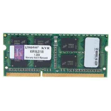 Memorie laptop Kingston 8GB DDR3 1600MHz CL11