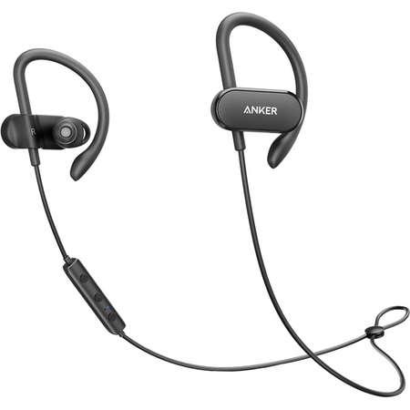 Casca de Telefon Anker SoundBuds Curve UN Black
