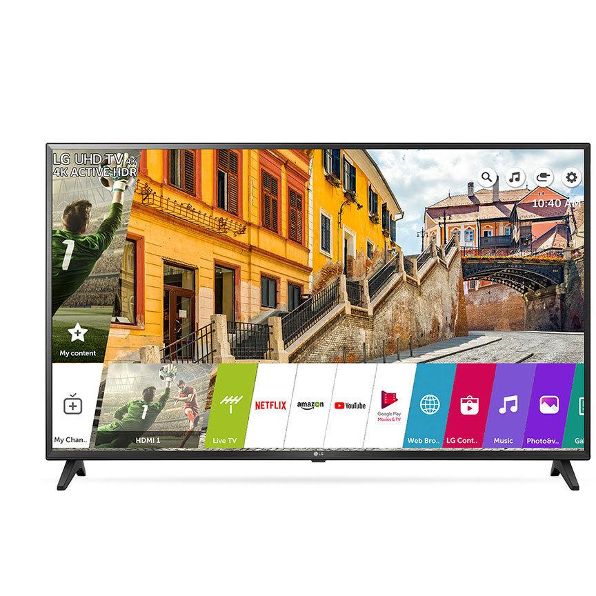 Televizor LED 75UK6200PLB LCD Smart TV 189cm IPS 4K Ultra HD HDR10 Pro Bluetooth WiFi Black