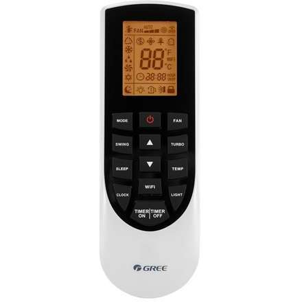 Aparat aer conditionat Gree GWH18AAD-K6DNA4A Gama Bora A4 Silver Racire 17800BTU Incalzire 18500BTU Clasa A++ Wi-Fi Alb