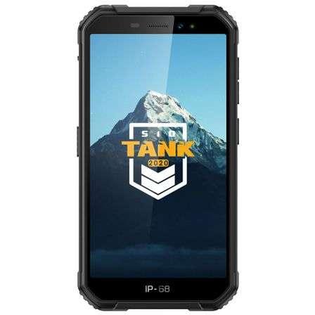 Telefon mobil iHunt S10 Tank 2020 Dual SIM IP68 IPS HD Ro-Alert activ din fabrica Negru