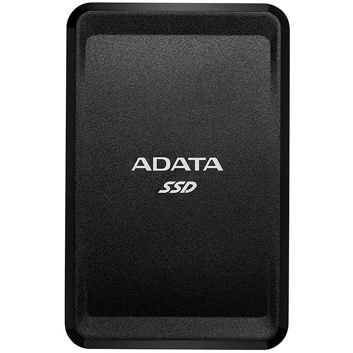 SSD Extern SC685 256GB 2.5 inch USB-C Black