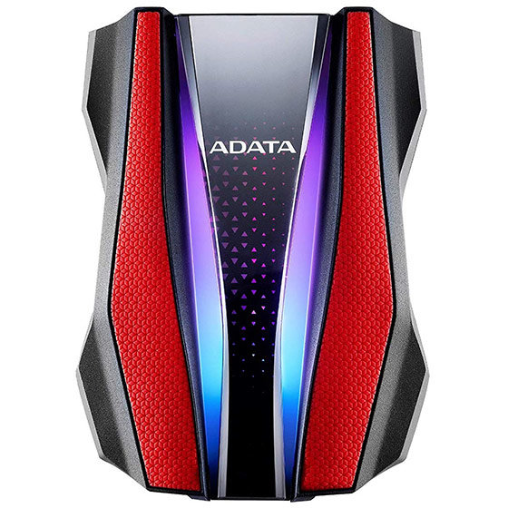Hard Disk Extern Hd770g 2tb 2.5 Inch Usb 3.2 Red
