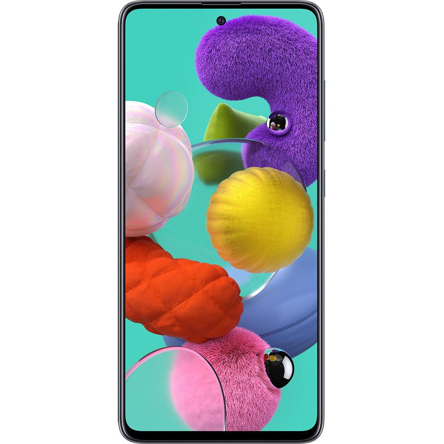 Smartphone Galaxy A51 A515FD 128GB 6GB RAM Dual Sim 4G Black
