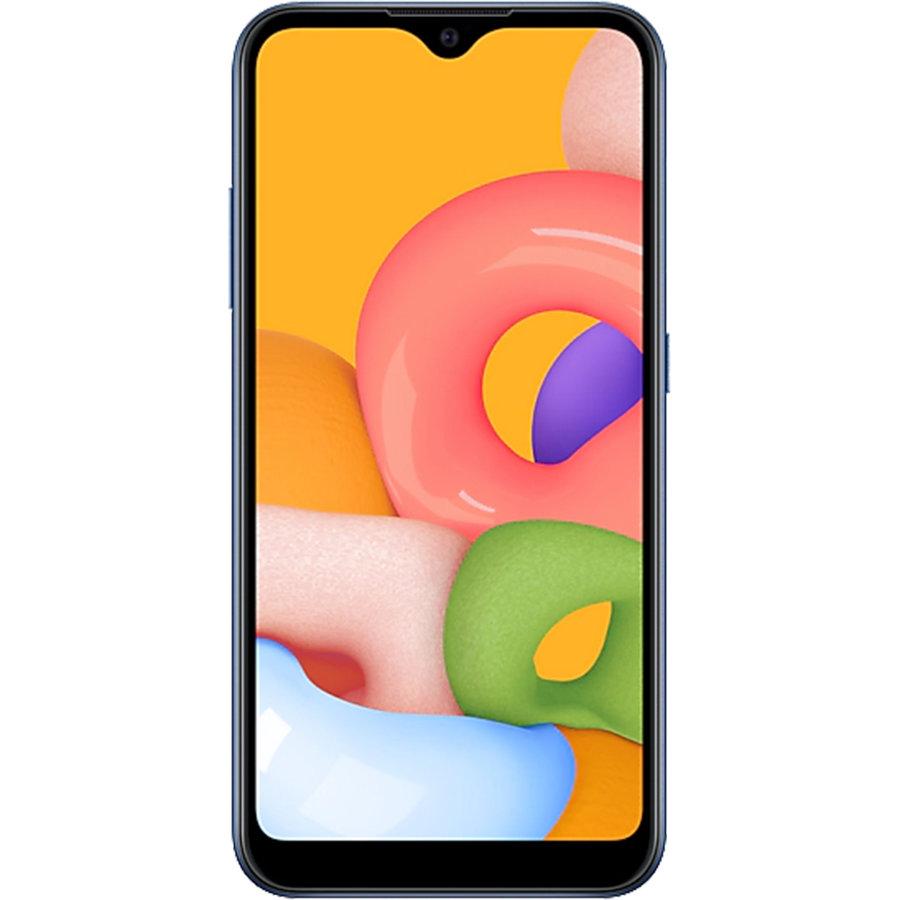 Telefon mobil Galaxy A01 A015FD 16GB 2GB RAM Dual Sim 4G Blue