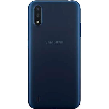 Telefon mobil Samsung Galaxy A01 A015FD 16GB 2GB RAM Dual Sim 4G Blue