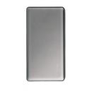 49577 20000mAh 1x USB-C 1x USB 1x MicroUSB Grey