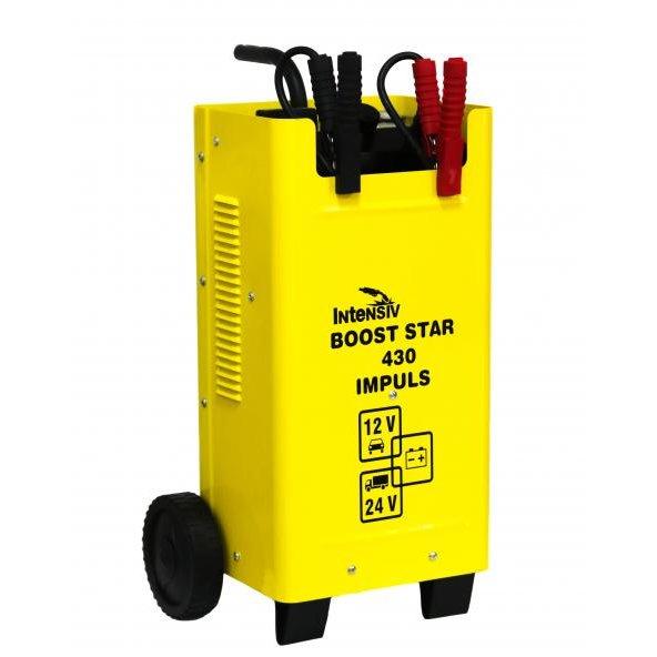 Robot si redresor auto BOOST STAR 430 Galben