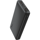 23563 20000mAh 2x USB 1x USB-C Black