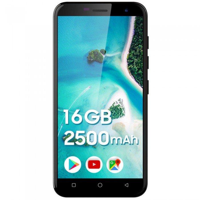 Telefon mobil Like 7 16GB 1GB RAM Android 9 Black