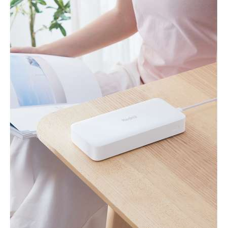 Baterie externa Xiaomi Redmi Power Bank 20000 mAh 18W Fast Charge Alb