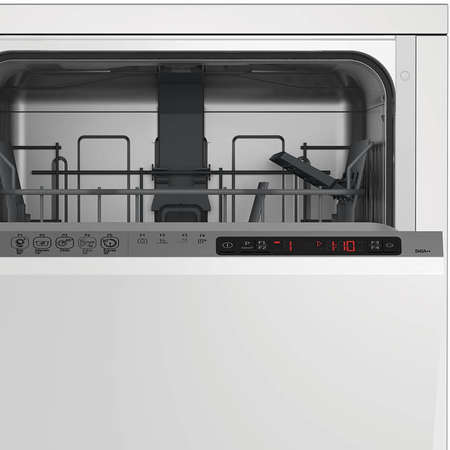 Masina de spalat vase incorporabila ARCTIC BI45A++ 5 programe 10 seturi Clasa A++ Alb