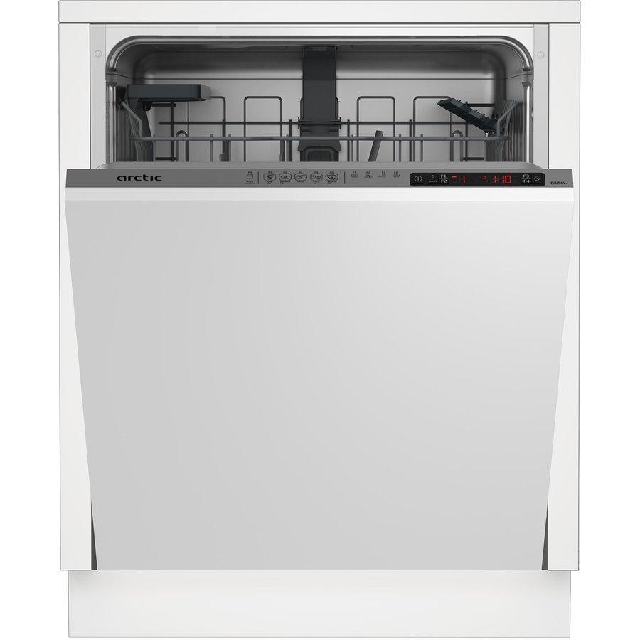 Masina de spalat vase incorporabila DBI64A+ 5 programe 14 seturi Clasa A+ Gri thumbnail